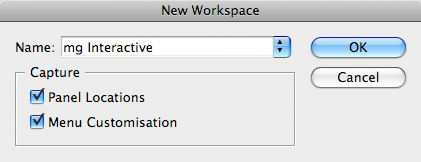 screen grab of save workspace window