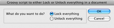screen grab of dialog box created by Lock/Unlock script