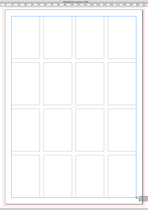 screen grab showing grid being drawn